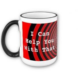 I Can Help Mug - $17.95