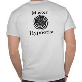 Master Hypnotist Tee Shirt - $25.35