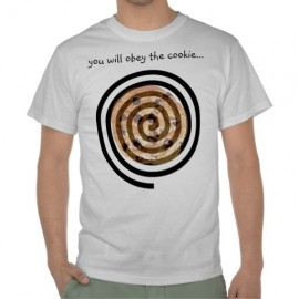 Cookie Hypnosis Tee - $14.95