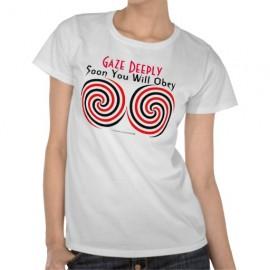 Hypnosis Stare Tee Shirt - $22.45