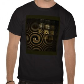 Hypnosis Tee - Abstract - $24.80