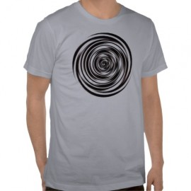 Hypnosis Tee - Pin Wheel - $25.50